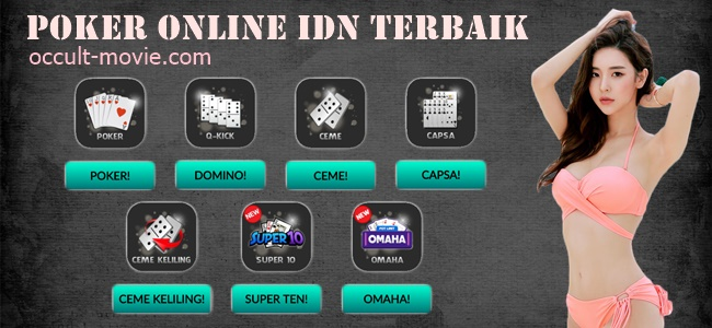 Poker Online IDN Terbaik dan Terbaru